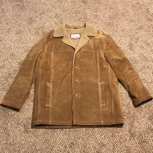 Wilson's Leather Coat L